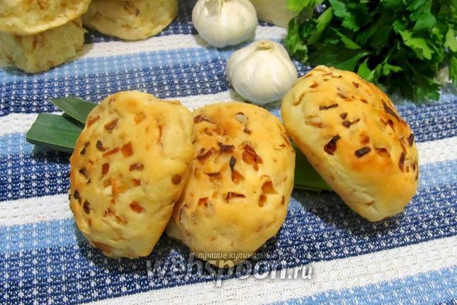 Фото Булочки из капустного теста