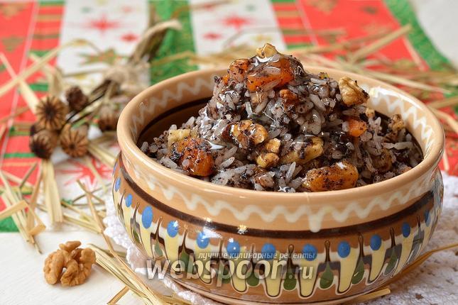 Фото Кутья из риса