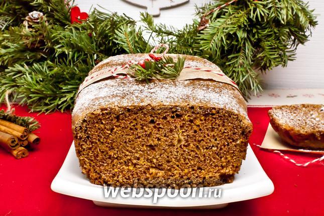Фото Сладкий хлеб с корицей