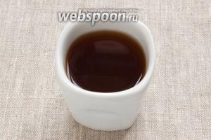 Разлить по чашечкам ароматный чай.