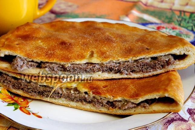 Фото Фыдчин — осетинскийй пирог с мясом