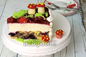 Торт «Красная Шапочка»