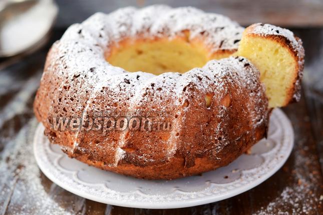 блоги с рецептами творожный кекс