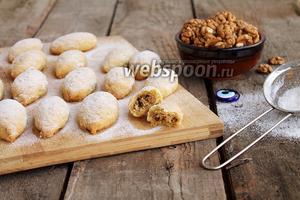 Турецкое печенье Керебич