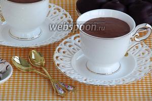 Кисель с какао по-эстонски