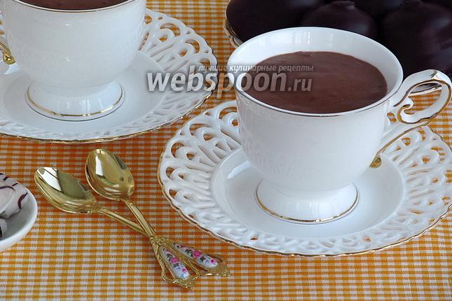 Фото Кисель с какао по-эстонски