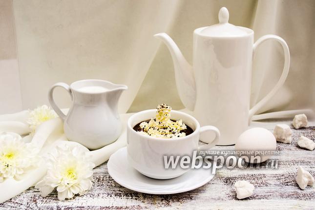 Фото Шоколад по-венски