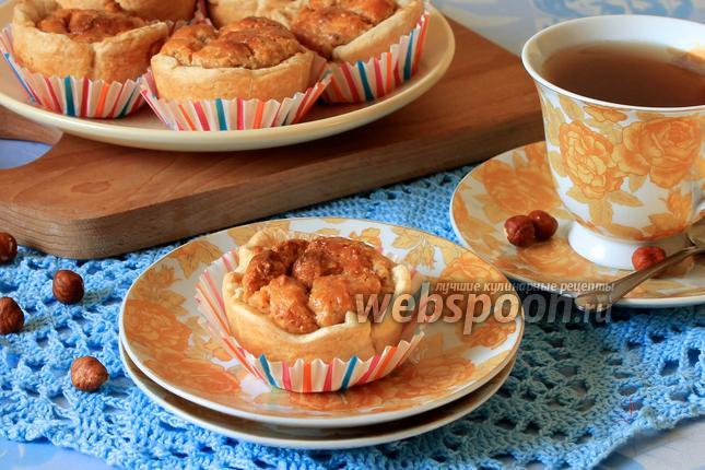 Фото Творожные пирожные «Фрейлина»