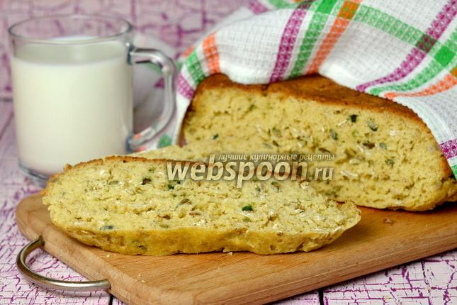 Рецепт Бездрожжевой хлеб в мультиварке