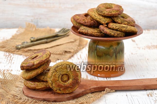 Фото Пончики из печени