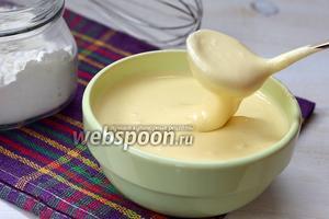 Наливное тесто на кефире