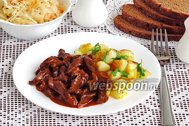Тушеный кролик в сметане с картошкой рецепт с фото пошагово