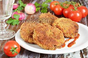 Кебаб с картофелем