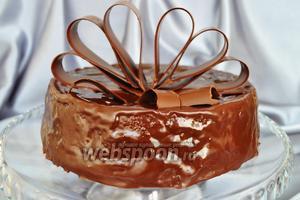 Торт «Царица Савская»