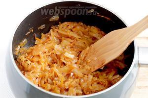 Уже размягчённую капусту поперчить, добавить 1 чайную ложку сахара, чайную ложку разведённой томатной пасты и подержать на огне ещё минут 5. Чтобы зразы получились вкусными, сделайте вкусной начинку. Кислота, сладость и соль должны вас устраивать полностью.