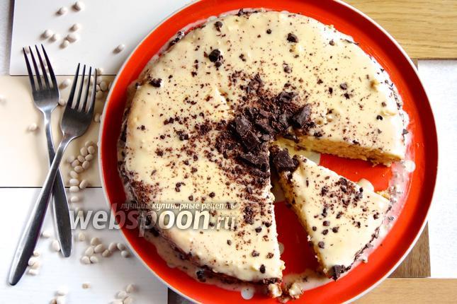 Фото Фасолевый торт