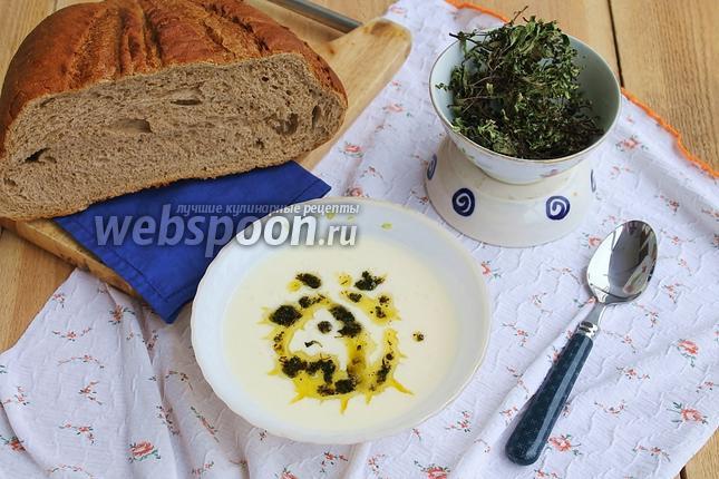 Фото Яйла — турецкий суп с йогуртом