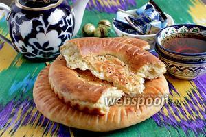 Узбекские лепёшки «Лаззат»