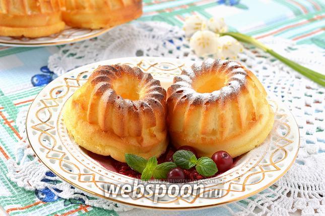 Фото Диетические сырники в духовке