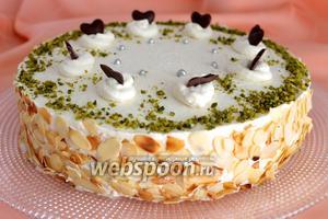 Апфельмусс-торт