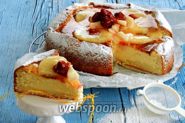 Фото Творожный торт — Кезекухен