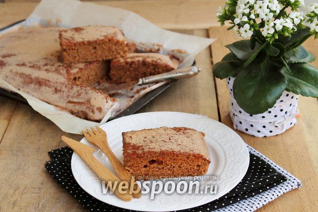 Фото Шоколадный кухэн