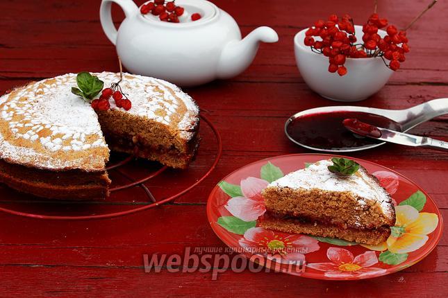 Фото Тирольский гречневый пирог