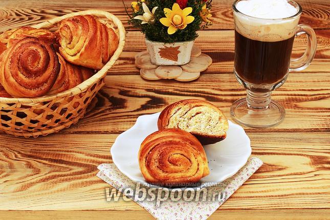Фото Финские булочки с корицей