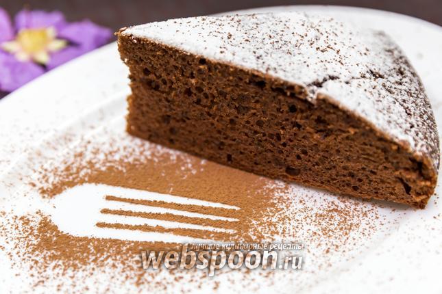 Фото Маковый пирог с корицей