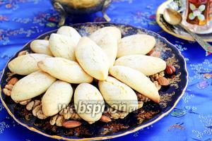 Печенье на оливковом масле