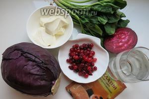 Готовим «цветастую» рубашку: желатин и овощи-фрукты для сока, майонез.