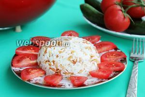 Макароны с рисом (турецкий плов)