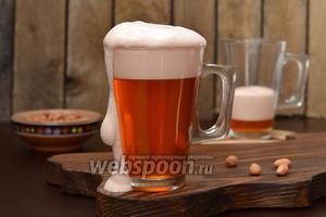 Десерт «Пиво»