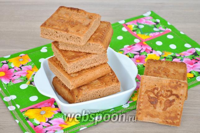 Фото Мягкое шоколадное печенье