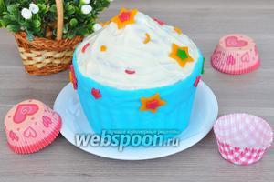 Торт «Капкейк»