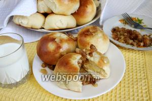 Шаньги с картошкой по-сибирски