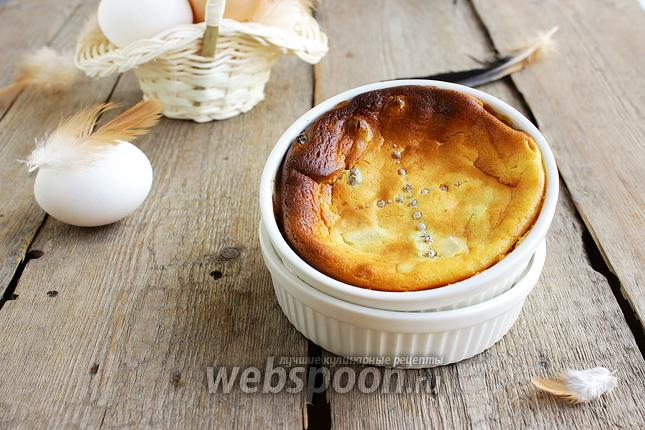 Фото Запечённая сырная пасха