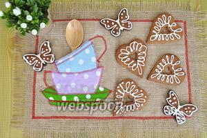 Шоколадно-ореховые коржики из цельнозерновой муки