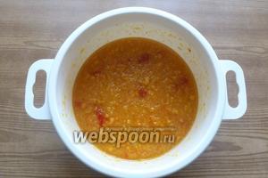 Соус готов. Соус получается сладко-острый с апельсиновой терпкостью от кожуры. Становится вкуснее когда настоится.