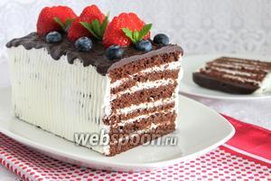Торт «Брауни»