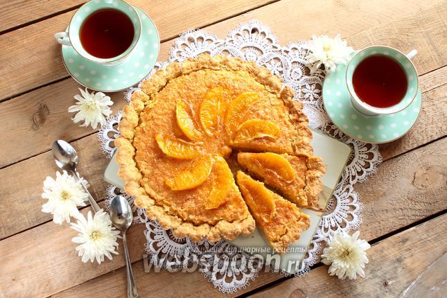 Фото Апельсиновый пирог