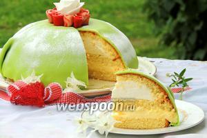 Шведский торт