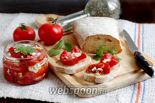 Рецепт помидоры в микроволновке