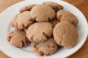 Выпекать печенья при температуре 180-190ºC 15-20 минут.