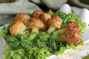 Картофельные  «Грибочки»