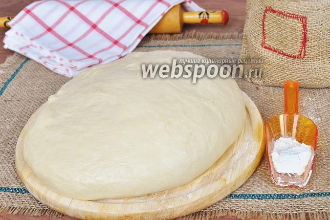 Фото Пирожковое тесто для хлебопечи