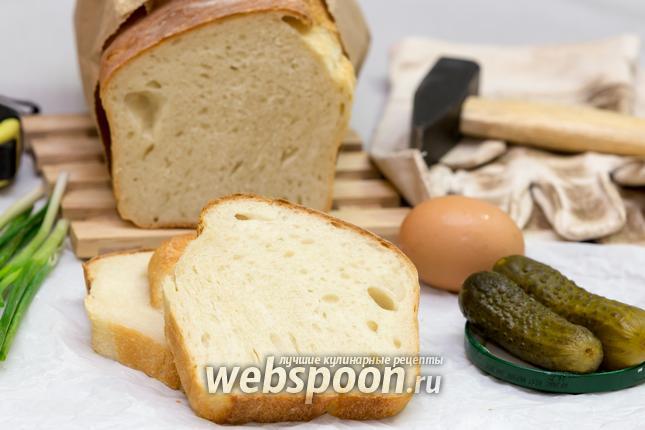 Фото Йогуртовый хлеб