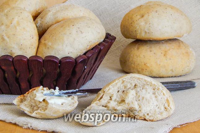 Фото Шотландские булочки на сыворотке