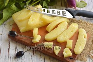Диетический плавленный сыр