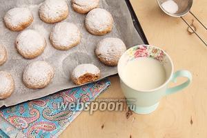 Печенье «Шоколадные облака»